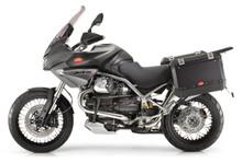 Moto Guzzi Stelvio 1200 NTX ABS & 1200 ABS Oil Cooler Guard