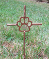 Dog Paw Cross