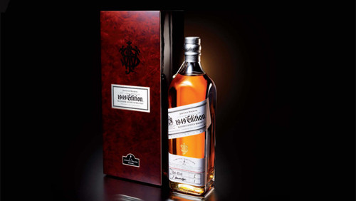 Johnnie Walker The Commemorative 1949 Edition