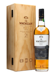 Macallan 21 Year Old