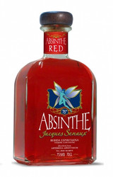 Absinthe Red Jacques Senaux