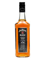 Jim Beam Black Triple Aged 6 Years Old 1 Litre