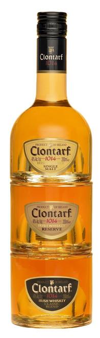 Clontarf Trinity Pack Irish Whisky
