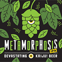 Kaiju Metamorphosis 330ml