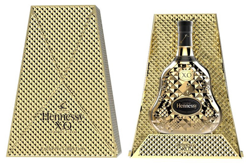 Hennessy XO Exclusive Collection 8 Gold