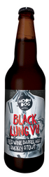 Moon Dog Limited Release - Black Lung VII Red Wine Barrel Aged Smokey Stout