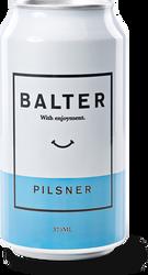 Balter Pilsner Cans