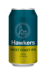 Hawkers Westcoast IPA Cans