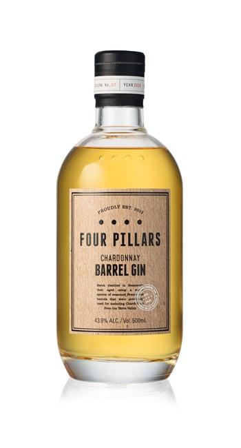Four Pillars Chadonnay Barrel Aged Gin - 500ml