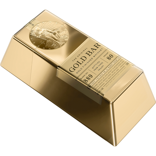 Gold Bar Premium Blended Whiskey