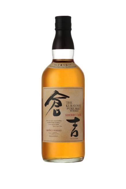 Kurayoshi Sherry Cask Malt Whisky