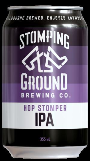 Stomping Ground Hop Stomper IPA