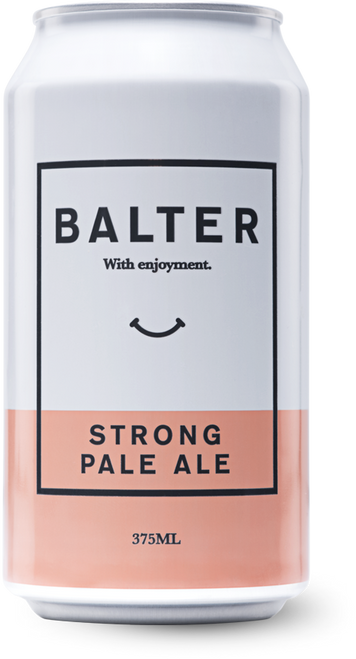Balter Strong Pale Ale Cans