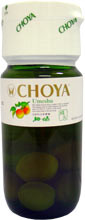 Choya Umeshu With Plums