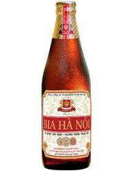 Bia ( Beer ) Hanoi 450ml