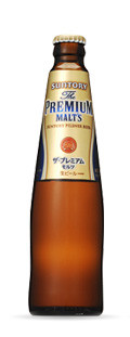Suntory Premium Malt's 334ml