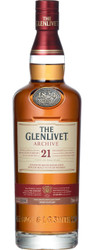 Glenlivet 21 year old