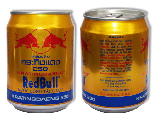 Buy Red Bull Energy Drink In Bulk