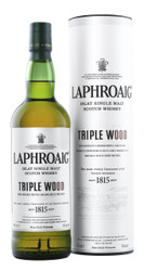 Laphroaig Triple Wood Scotch Whisky