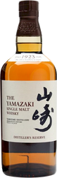 Yamazaki Single Malt Whisky Distiller's Reserve