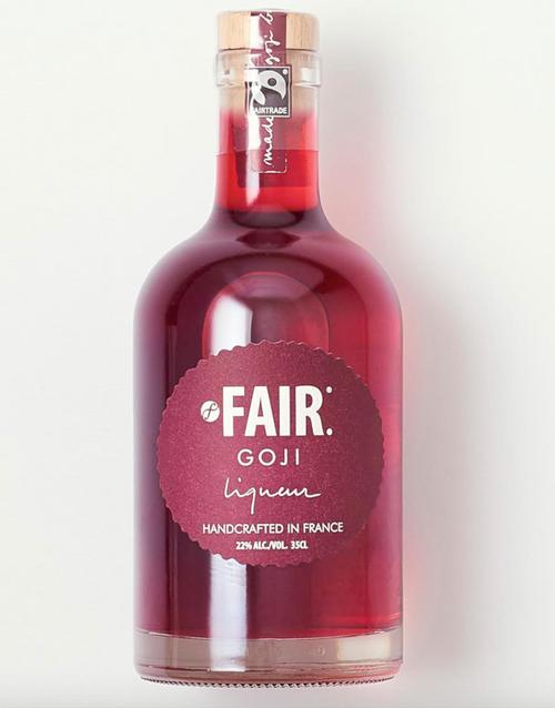 fair goji berry liqueur old richmond cellars. Black Bedroom Furniture Sets. Home Design Ideas