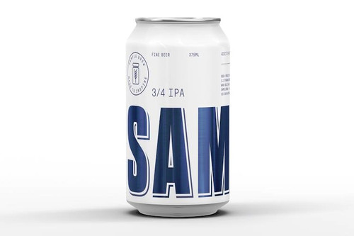 Sample Brew 3/4 IPA