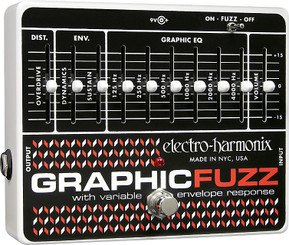 Electro Harmonix    Graphic Fuzz	 EQ/Distortion/Sustainer
