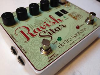 Electro Harmonix    Ravish Sitar Emulation