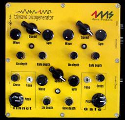 4ms  Triwave Picogenerator The Essential