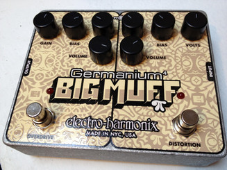 Electro Harmonix    Germanium 4 Big Muff Pi