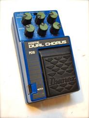 Used Ibanez prime dual chorus SOLD...