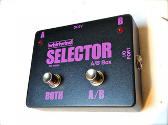 Used Whirlwind selector a/b box SOLD