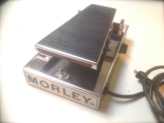 Used Morley Vintage Power Wah Boost SOLD