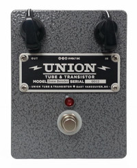 UNION TUBE & TRANSISTOR  SONE BENDER