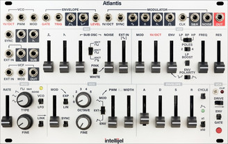Intellijel Designs Atlantis