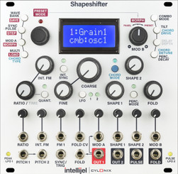 Intellijel Designs Cylonix Shapeshifter