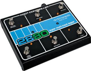 Electro Harmonix 2880 Foot Controller
