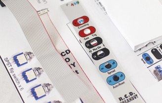 4MS RCD Breakout Kit (RCDBO Kit)