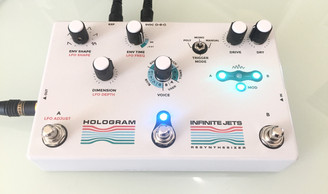 HOLOGRAM Infinite Jets Resynthesizer