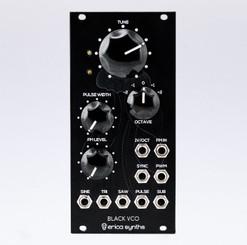 Erica Synths  Black VCO V2
