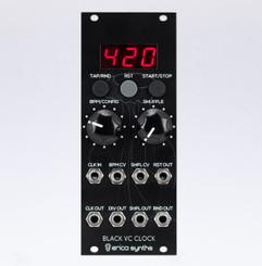 Erica Synths Black VC Clock v2