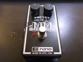 Used Electro Harmonix Pocket Metal Muff SOLD