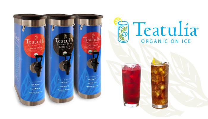 Teatulia Organic Iced Tea