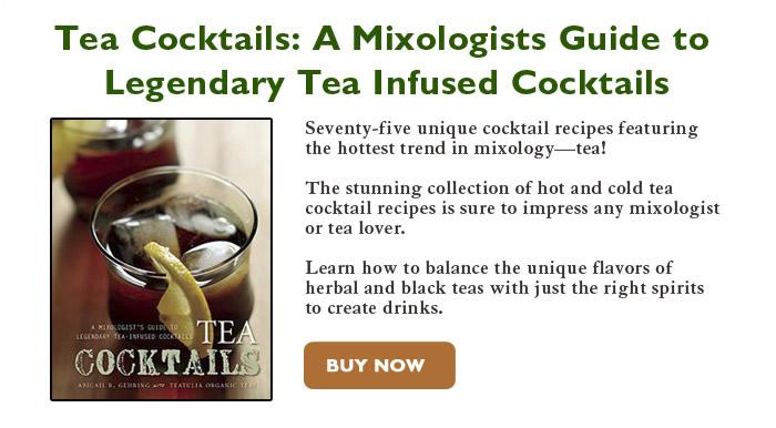 Teatulia Tea Cocktail Book