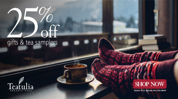 25% off Gifts and Samplers