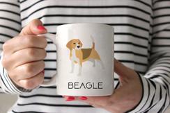 Beagle Ceramic Mug