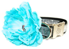 Crystal Peony Flower Collar Add On (flower only)