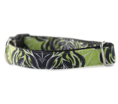 Green Goddess Dog Collar