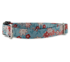 Blue Dahlia Dog Collar