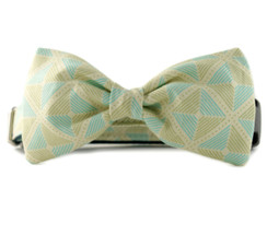 Ainsley Bow Tie Dog Collar